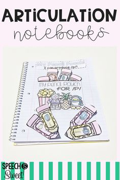 Interactive Articulation Notebooks are engaging and fun! These activities are perfect for speech therapy and can be used with or without notebooks.