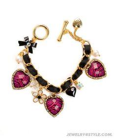 Betsey-Johnson-Bracelets
