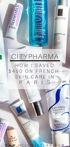 An overview of my recent haul from my favorite pharmacy in Paris CityPharma. Read the price comparisons between top French skin care brands such as Caudalie La Roche Posay Bioderma and more and discover how I saved 450 by buying shopping in Paris. Cannes, French Pharmacy, Perfume Diesel, French Skincare, Homemade Beauty Tips, Eyeshadow Tips, Nuxe, Roche Posay, Viajes