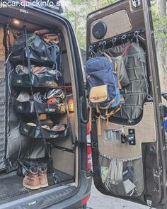 RB Components Leader in Outfitting Shops Garages Mercedes Sprinter Camper, Sprinter Van, Van Interior, Camper Interior, Truck Camping, Van Camping, Vans, Camping Accesorios, Van Storage