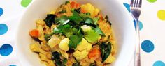 Cauliflower and Lentil Coconut Curry