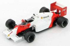 McLaren-TAG-Turbo-MP4-2C-Alain-Prost-1986-1-43 Alain Prost, Formula 1, F1, Diecast, Tags, Ebay, Motorbikes, Mailing Labels