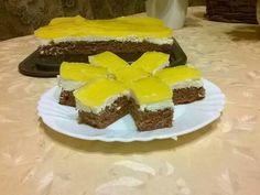 Mennyei Fanta szelet recept! Birthday Cake, Food, Birthday Cakes, Essen, Meals, Yemek, Cake Birthday, Eten