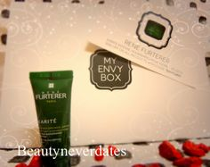 @My Envy Box  - January 2014 Full review -http://www.beautyneverdates.com/2014/01/my-envy-box-january-2014.html