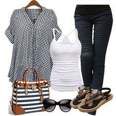 Black & white:)