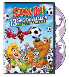 Mom in Training: Scooby-Doo! 13 Spooky Tales: Field of Screams on DVD includes 2 discs Scooby Doo, Popular Movies, Latest Movies, Daphne And Velma, Cool Things To Buy, Things To Come, Morning Cartoon, Movies Now Playing, Field Of Dreams