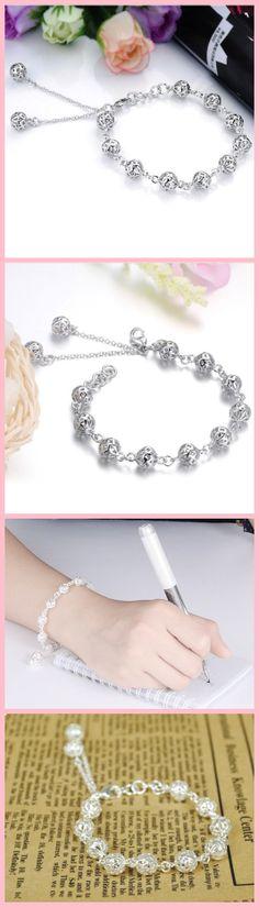 #bracelet  de bonne chance http://www.tinydeal.com/hollow-out-viballs-style-bracelet-brace-px23e9n-p-65250.html