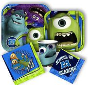 Party Supplies and Rentals | Children's Themes #ultimateparty #childrensparties #licensedthemes #disney #monstersinc #monstersuniversity #sully