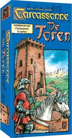 Carcassonne uitbreiding - De Toren
