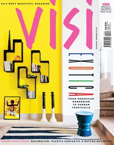 VISI 108 IS HERE #VISIMagazine #VISIMag #VISI108 Icon Design, Design Trends, Timber Staircase, South African Design, Brown Image, Bar Design Awards, Boutique Interior, Contemporary Interior, Restaurant Bar