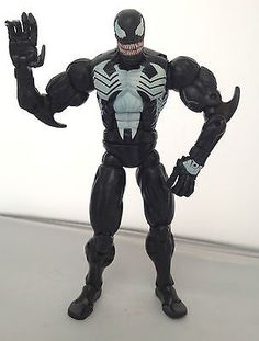 """Marvel legends sinister six #spiderman #venom 7"""" #action figure!,  View more on the LINK: http://www.zeppy.io/product/gb/2/262387527766/"""