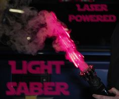 Ever since I saw Star Wars as a small boy I wanted to build a light saber. Decades later, I've crossed it off my bucket list. This instructable will show you how to make your very own laser sword/light saber using a laser array, an electronic cigarette, a couple of fans, a switch, and a 3D printed enclosure. It's mostly harmless and looks amazing, especially at night. Unlike the usual bright-lights-in-a-tube light saber, this one can be plunged into things, blazes dynamically an...