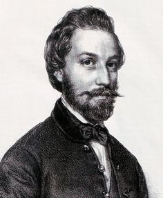 Jókai Mór (1825-1904) - író Vizsla, Classical Music Composers, Crop Circles, Idol, Writer, History, Portrait, Kult, Homeland