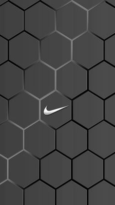 Nike wallpaper by mishu_ - - Free on ZEDGE™ Jordan Logo Wallpaper, Nike Wallpaper Iphone, Wallpaper Backgrounds, Cracked Wallpaper, Apple Wallpaper, Black Wallpaper, Cool Nike Wallpapers, Image Nike, Iphone Logo