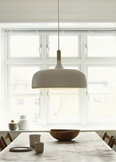The The Acorn Pendant Lamp is a great decorative element. Its soft curvature add. - The The Acorn Pendant Lamp is a great decorative element. Its soft curvature add… The The Acorn - Decor, Dining Room Pendant, Interior, Dining Room Lighting, Kitchen Lighting Over Table, Interior Lighting, Dining Furniture Makeover, Dining Room Table, Dining Table Lighting