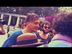 Edward Sharpe & the Magnetic Zeros - Every Part of You  : Happening at Parque México, Condesa. Mexico city.