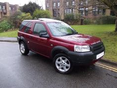 Resultado de imagen para freelander 1 for sale Freelander 2, Land Rover Freelander, Suv Cars, Adventurer, Image, Top, Cars, 4 Wheel Drive Cars