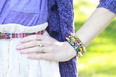 Friendship bracelets <3