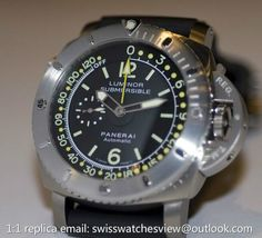 #Panerai Luminor 1950 Submersible Depth Gauge 1:1 replica watch PAM00193