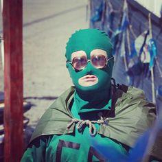 Green Bastard, parts unknown. #TrailerParkBoys #Bubbles