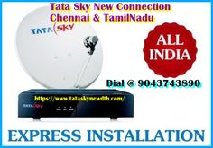 Confused about to buy DTH, you have reached a right place to buy Tata Sky set top box in all over India. We provide offer based Tata Sky packages in Tata Sky New Connection. Tata Sky having so much of HD channels, lot of packages, recharging option. Sky New, Free Subscriptions, Dish Sets, Chennai, Customer Service, Languages, Sd, Remote, Connection