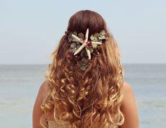 Sea Headpiece | Hair Décor – 8 Eccentric Hair Accessories You'll Definitely Like