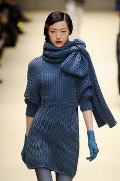 yellow & blue  .. X ღɱɧღ || Cool Chic Style Fashion: Cacharel Fall 2012