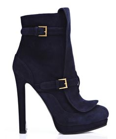Alexander mcqueen shoes NAVY