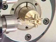 Numerical control (NC) is the automation of machine tools that are operated by abstractly programmed commands encoded on a storage medium, as opposed to controlled manually via handwheels or levers, or mechanically automated via cams alone. Most NC today is computer numerical control (CNC), in which computers play an integral part of the control.