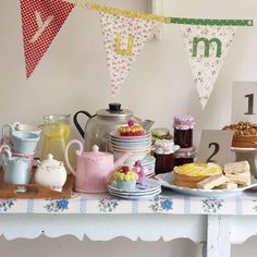 Vintage Tea Party from Bombay Duck