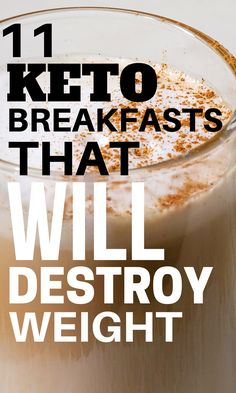 These 11 Easy Low Carb, Keto Breakfasts are the perfect way to start your morning on the right foot! These healthy, gluten free, and easy low carb meals that include pancakes, keto coffee, chaffles, flaxseed muffins, and lots of other fun ideas. You will love these keto breakfasts for your ketogenic diet. These are the best keto friendly breakfasts that will help you lose weight and stay in ketosis. | Olivia Wyles | Keto Lifestyle Guide | Low Carb Recipes Keto Crockpot Recipes, Low Carb Recipes, What Can I Eat, Keto Diet For Beginners, Keto Meal Plan, Keto Snacks, Low Carb Keto, Ketogenic Diet, Breakfast Recipes