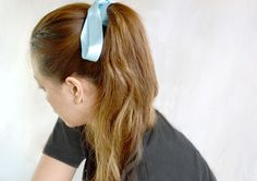 wikiHow to Do a Messy Ponytail -- via wikiHow.com