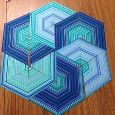 Wendy's quilts and more: Spinning Stripes