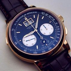 A. Lange & Sohne Datograph Up & Down
