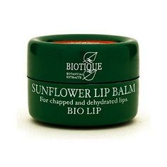 Biotique Bio-Lip Sunflower Balm For Chapped Lips