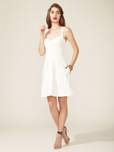 Woven A-Line Dress by Z Spoke at Gilt