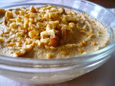 Sketch-Free Eating: Raw Apple Pie Pudding (Vegan, GF)
