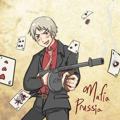 Mafia Prussia by Nighten-Gail.deviantart.com on @deviantART