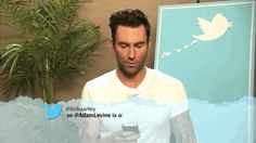 This bit is still good. Celebrity Mean Tweets, Celebrities Read Mean Tweets, Celebrities Reading, Funny Dog Pictures, Funny Picture Quotes, Funny Memes, Hilarious, Funny Shit, Best Insults