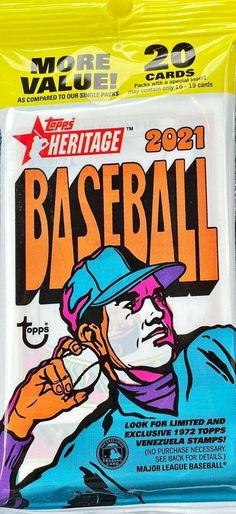 heritage baseball cards 2021 packaging art - Google Search Art Google, Packaging, Stamp, Baseball Cards, Comics, Google Search, Illustration, Stamps, Illustrations