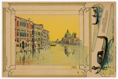 75.2093: Grand Canal, Venice | play set | paper toy | Play Sets | Toys | Online Collections | The Strong