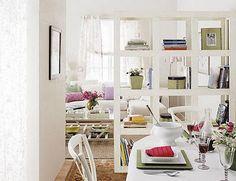 Senyoreta Canyella: Ideas para separar ambientes en mini pisos