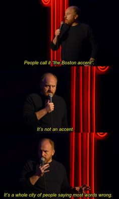 """When he explained the """"language"""" of New England:   25 Times Louis C.K. Proved He Is Our Greatest Philosopher"""