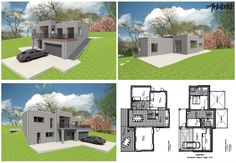 #hus #funkis #funkishus #plantegning #skitse #arkitekttegnet #arkitekthuset #nygnyt #drømmebolig #bolig #boligdrøm Vejle, House Plans, Floor Plans, How To Plan, House Floor Plans, Floor Plan Drawing, Home Plans