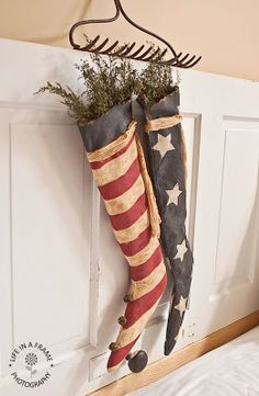 Americana stockings :)