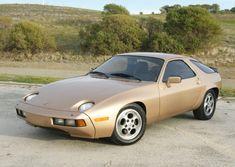 No Reserve: 1979 Porsche 928 5-Speed