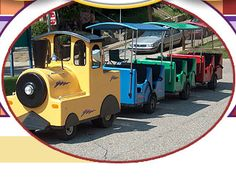 trackless trains for sale cheap amusement rides for sale Pinterest