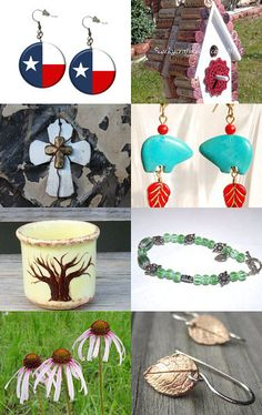 Finds from my Texas Friends by Carol on Etsy--Pinned with TreasuryPin.com