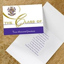 Customizing Your School Invitation and Announcement Cards with Colorful and Unique Graduation Sayings