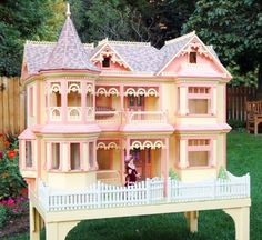 Valley of the Doll(houses) | ParfaitDoll.com